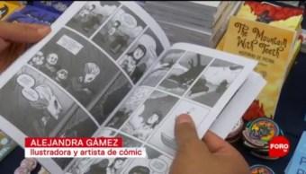 FOTO: Los cómics de Alejandra Gámez, 15 Junio 2019