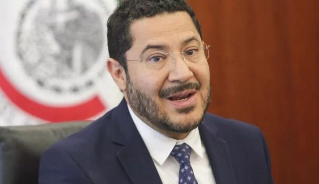 Foto: El presidente de la Mesa Directiva del Senado, Martí Batres, 20 junio 2019