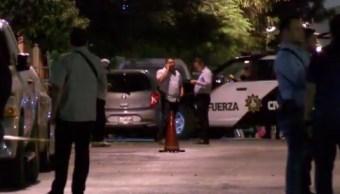 Foto: matan a agente ministerial en Nuevo León, 28 de junio 2019. Twitter @_LASNOTICIASMTY