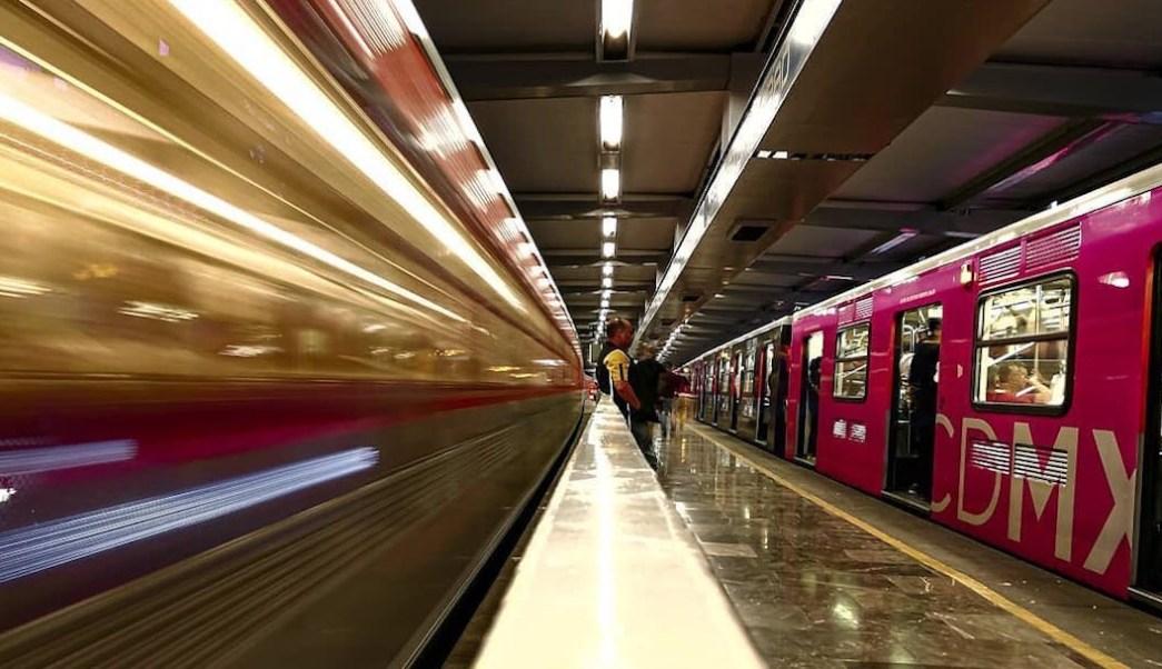 Foto Traducen al inglés mapa del Metro de la CDMX y se vuelve viral 10 junio 2019