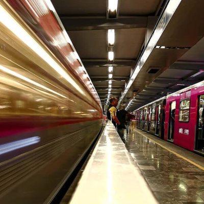 Traducen al inglés mapa del Metro de la CDMX y se vuelve viral