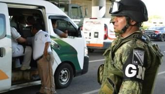 Se registra motín de migrantes en Tapachula; Guardia Nacional impide fugas