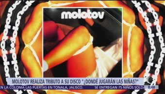 Molotov celebra 20 años de ¿Dónde jugarán las niñas?