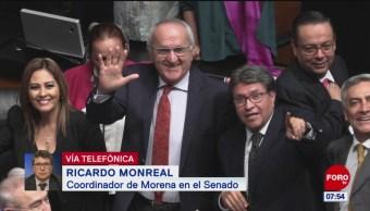 Monreal: México cumplió con el compromiso que se había adquirido en la firma del T-MEC