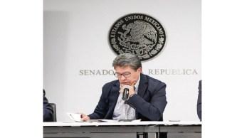 Ratificación del T-Mec dará certeza y estabilidad a economía de México: Monreal