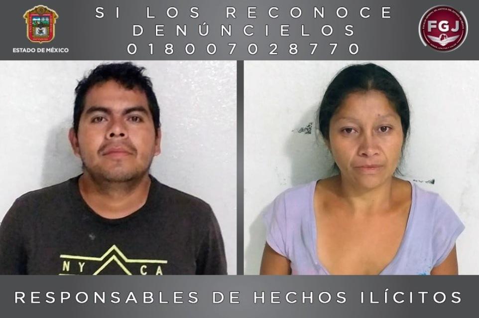 Foto: monstruos de Ecatepec reciben sentencia de 40 años de prisión, 11 de junio 2019. Twitter @FiscalEdomex