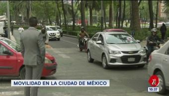 FOTO: Movilidad en la Ciudad de México