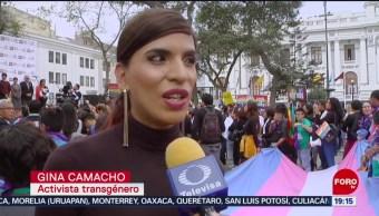 FOTO: Movimiento LGBTTTIQA gana mayor aceptación en Perú, 29 Junio 2019