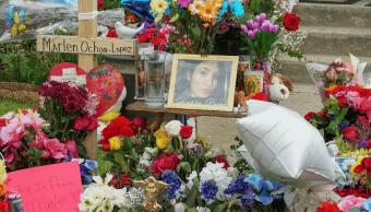 FOTO Muere el bebé arrancado del vientre de su madre, Marlen Ochoa, en Chicago, EU (AP 17 mayo 219 chicago)