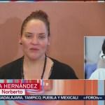 FOTO: No es momento de pelear con el gobierno, dice mamá de Norberto