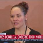 Foto: Mamá Norberto Estudiante Asesinado 11 Junio 2019