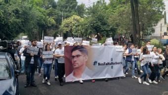 Jesús Orta se compromete a encontrar y castigar a responsables del homicidio Norberto Ronquillo