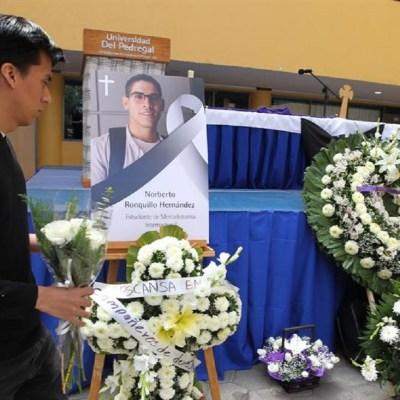 Tres días de luto en Meoqui, Chihuahua, por muerte de Norberto Ronquillo