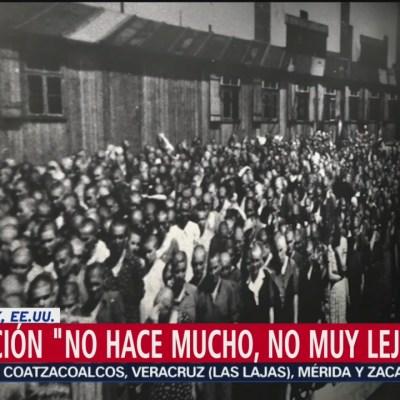 Nueva York presenta exposición sobre el Holocausto
