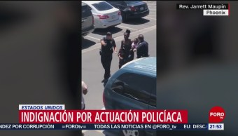 Foto: Caso Brutalidad Policiaca EU Niña Muñeca 18 Junio 2019
