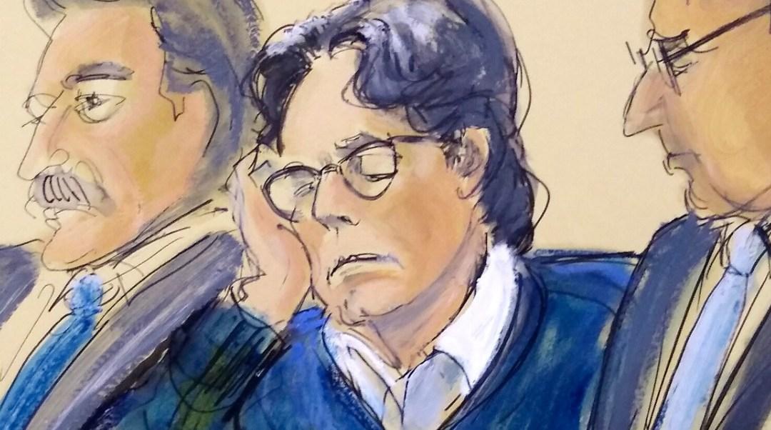 FOTO NXIVM: Inician deliberaciones para sentencia a Keith Raniere (AP 18 junio 2019)