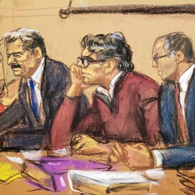 Juicio caso Nxivm