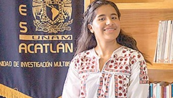Estudiante lleva la lectura a sierra Mixe de Oaxaca