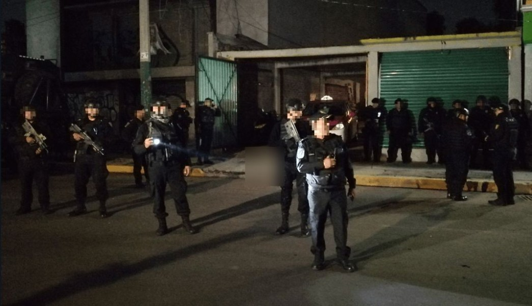 Foto, Secuestradores en Milpa Alta se organizaron desde la cárcel, Twitter, @jlleralaprensa, 16 de junio de 2019