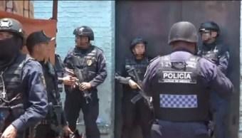 Foto: operativo en la Colonia Morelos, 21 de junio 2019. FOROtv