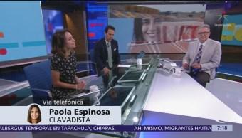 Paola Espinosa: Debemos cerrar filas, Ana Guevara está haciendo buen trabajo