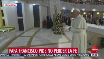 FOTO: Papa pide mantener la fe a pesar de las dificultades que puedan desanimar, 2 Junio 2019