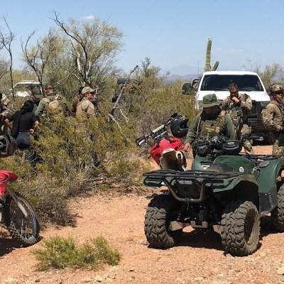 Mueren tres migrantes dentro de drenaje pluvial en El Paso, Texas