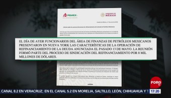 Foto: Petróleos Mexicanos Pemex Calificadora Fitch 7 Junio 2019
