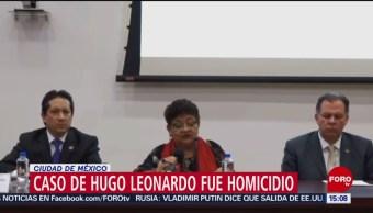 Foto: PGJ-CDMX informa avances de casos de estudiantes asesinados