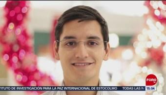 FOTO: PGJ-CDMX presenta avances del caso Leonardo Avendaño