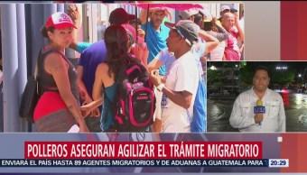 Foto: Polleros Trámites Migratorios Chiapas Visas 25 Junio 2019