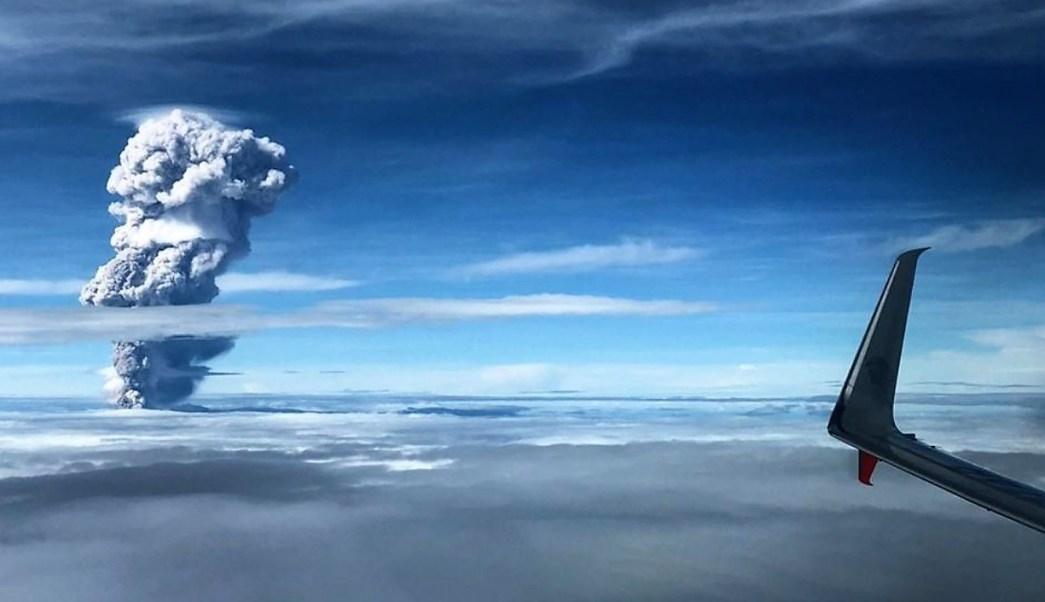 Popocatépetl registra 67 exhalaciones y tres sismos volcanotectónicos