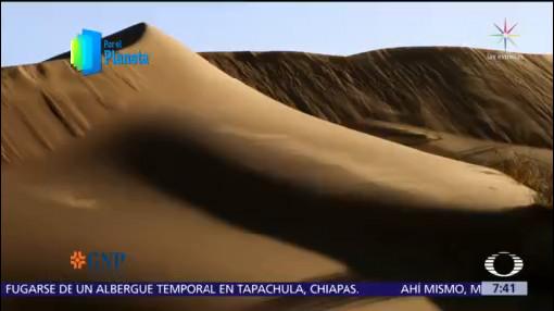 Por el Planeta: Sonora, la piel del desierto y las dunas de Altar