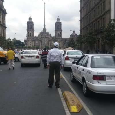 Por taxistas en paro, la CDMX no desaparecerá empleos, dice Gobierno