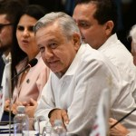 Foto: El presidente Andrés Manuel López Obrador destaca el ánimo entre los mexicanos por el 'buen acuerdo' con EU para evitar la aplicación de aranceles, junio 8 de 2019 (Twitter: @SRE_mx)