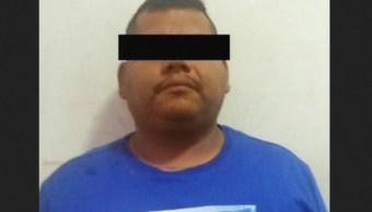 Foto: Iván N, presunto homicida de menor baleado afuera de escuela en Neza, 26 de junio 2019. FOROtv
