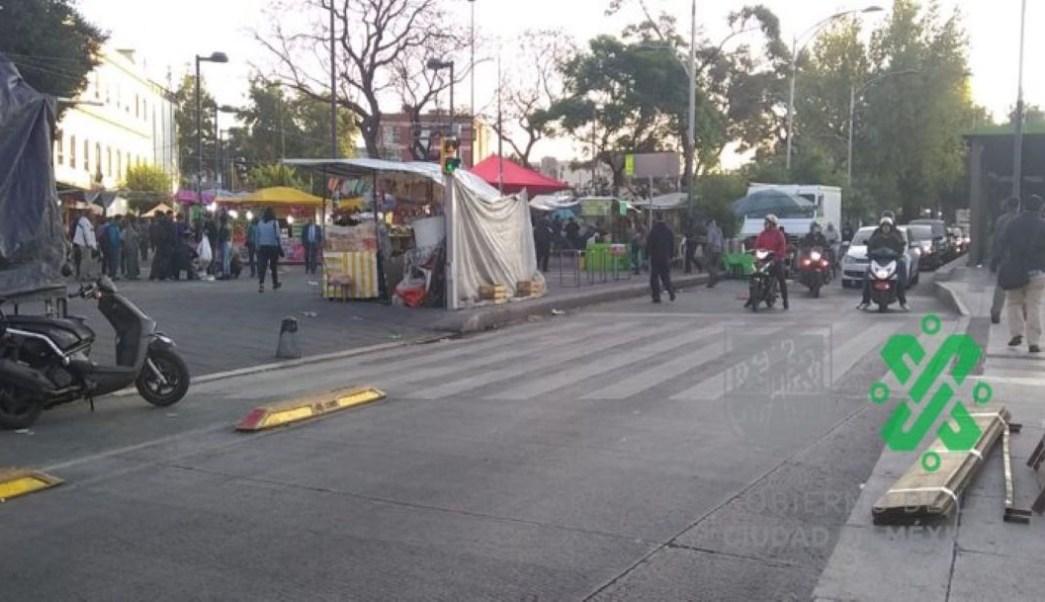 Foto Prevén cuatro concentraciones sociales en la alcaldía Cuauhtémoc 28 junio 2019