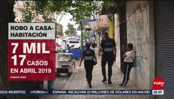 Foto: Prisión Oficiosa Robo Casa-Habitación 18 Junio 2019