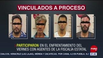 FOTO: Procesan a sujetos que participaron en enfrentamiento en Jalisco, 29 Junio 2019