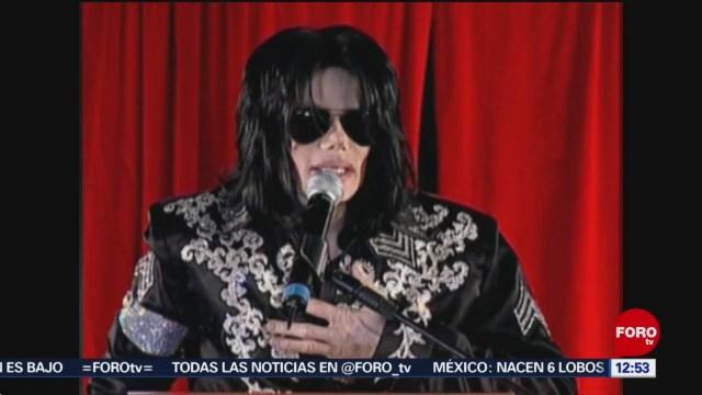 Recuerdan a Michael Jackson en EU, a 10 años de su muerte
