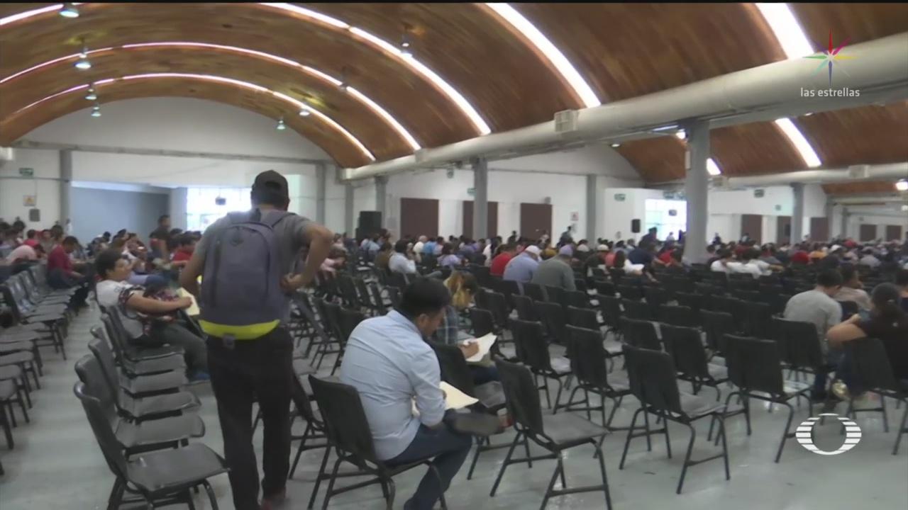 Foto: Refinería de Dos Bocas, esperanza de empleo para 30 mil solicitantes