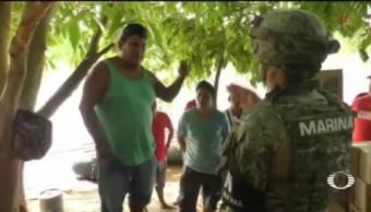 Foto: Refuerzan Vigilancia Tapachula Chiapas Guardi Nacional 17 Junio 2019