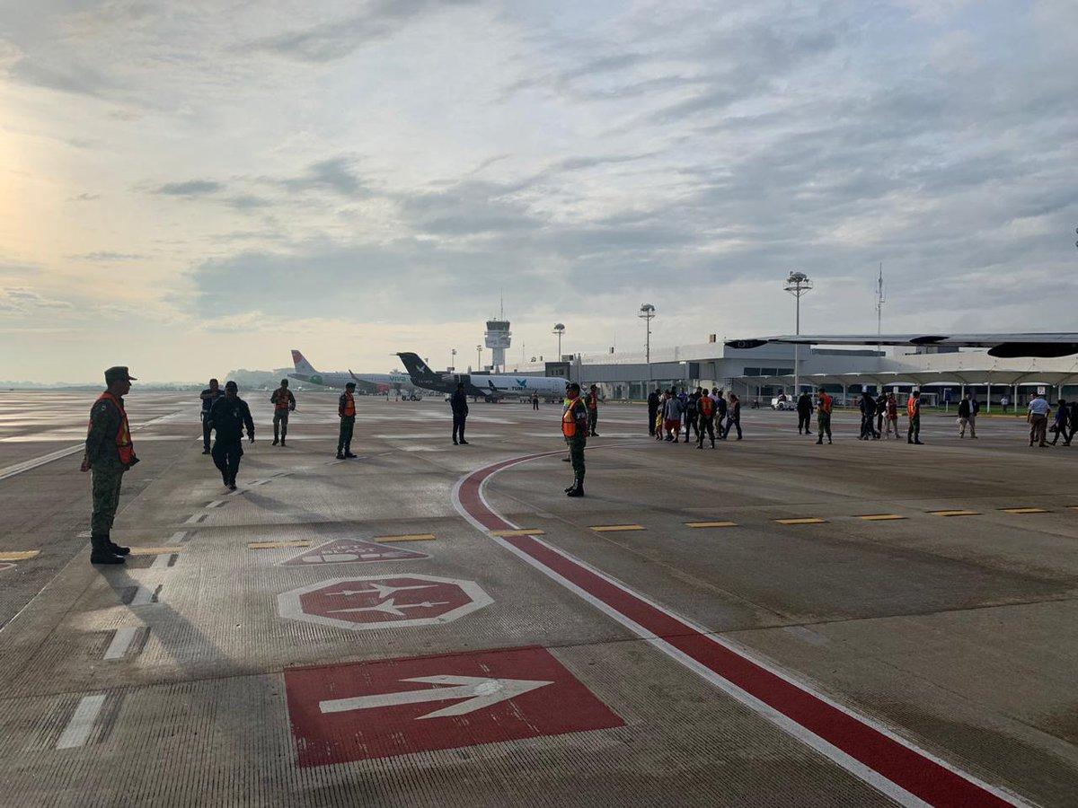 Foto Repatrian a 108 migrantes centroamericanos 11 junio 2019