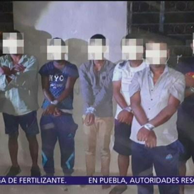 Rescatan a migrantes originarios en Bangladés en Tamaulipas
