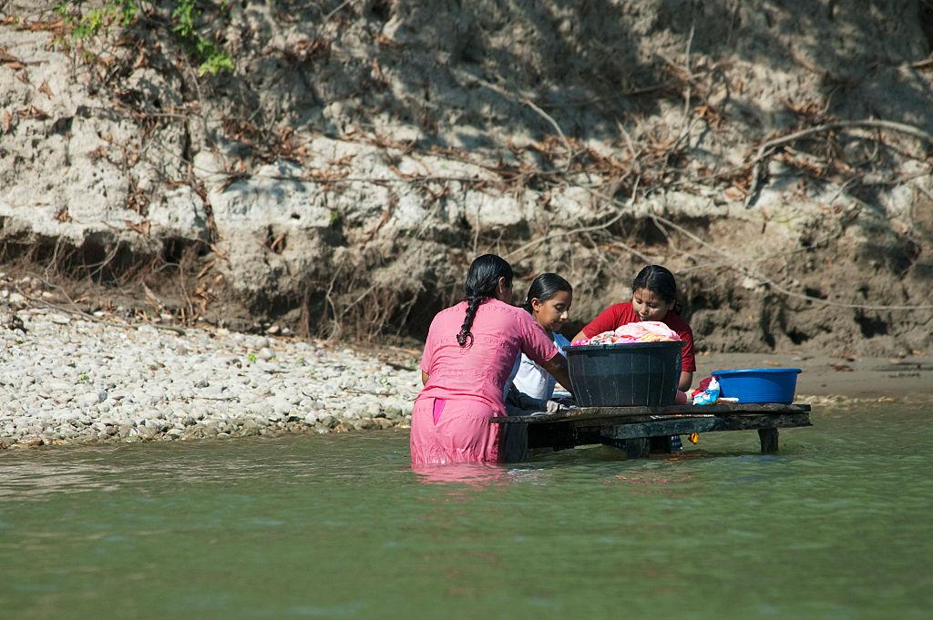 Foto: Reportan niveles críticos de ríos, 3 de junio 2019. Getty Images, archivo