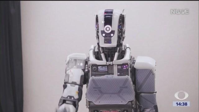Foto: Los robots son una pesadilla o solución en las sociedades de hoy y del futuro