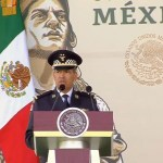 Foto: Luis Rodríguez Bucio, primer comandante de la Guardia Nacional, 30 junio 2019