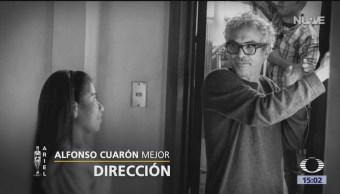 foto: Roma de Alfonso Cuarón, conquista el Premio Ariel 2019