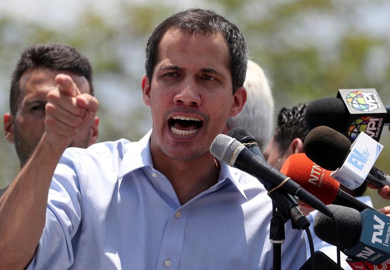 Gobierno de Maduro terminará en 2019: Guaidó