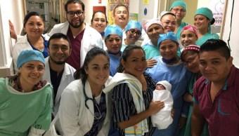 foto IMSS salvó a bebé prematura antes de que muriera la mamá 17 junio 2019